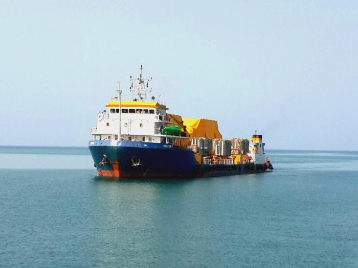 Marine services Abu Dhabi, UAE